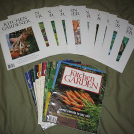 Taunton S Kitchen Garden Kitchen Gardener Magazine Back